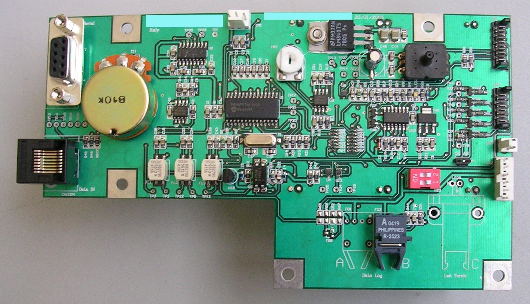 Hardware industriale